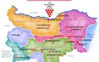 Винодельческие регионы Болгарии