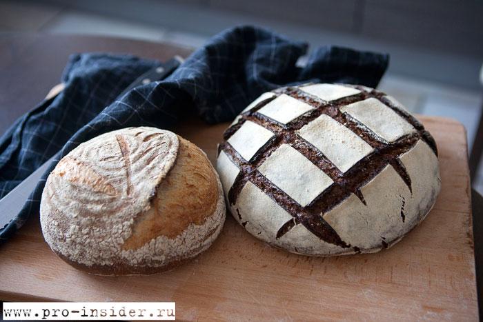 Хлеб от Алины