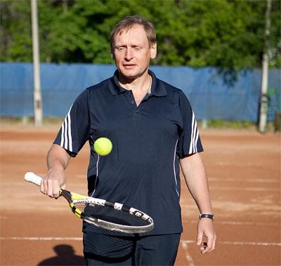 Уроки тенниса в Москве