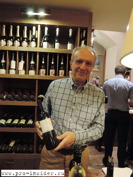 Фестиваль биодинамических и органических вин в Энотеке «Азбука Вкуса»