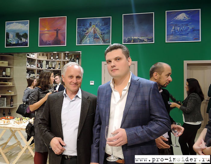 Алексей Гусев и Владимир Лушников