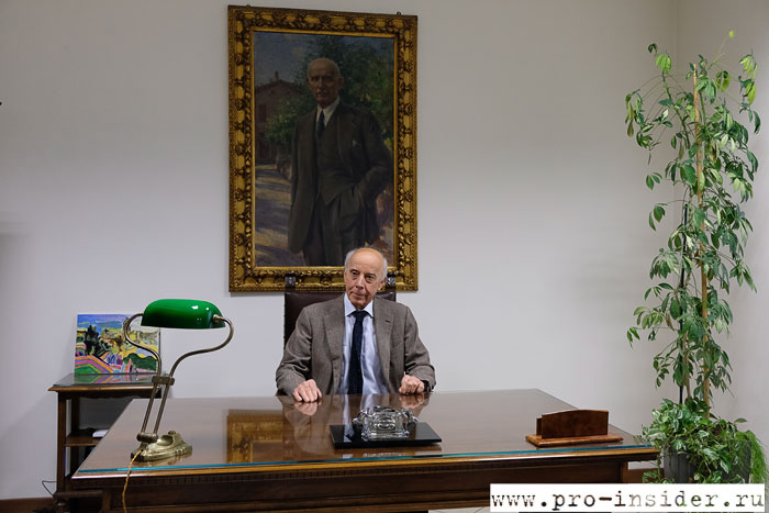 Энрико Феррарио