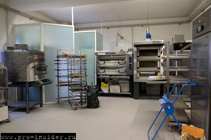 Пекарня Italmill