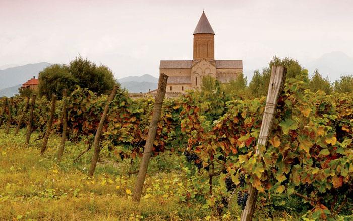 Хватит ли грузинского вина и сколько оно будет стоить?