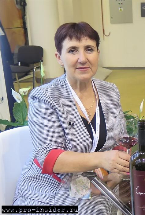 Валентина Третьяк