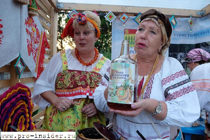 Стенд города Гороховца