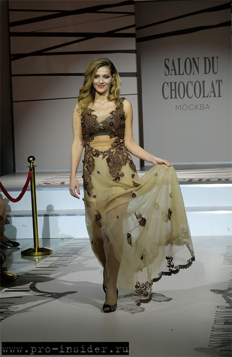 Московский Салон шоколада 2018