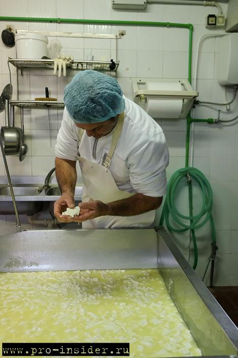 Сыроварня La Parrina