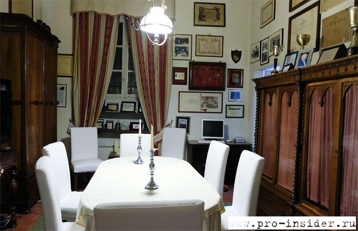 Ресторан La Parrina