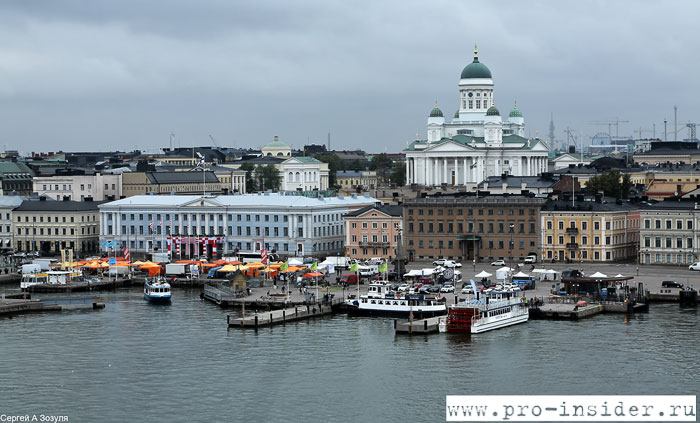 В Хельсинки и Таллинн за устрицами