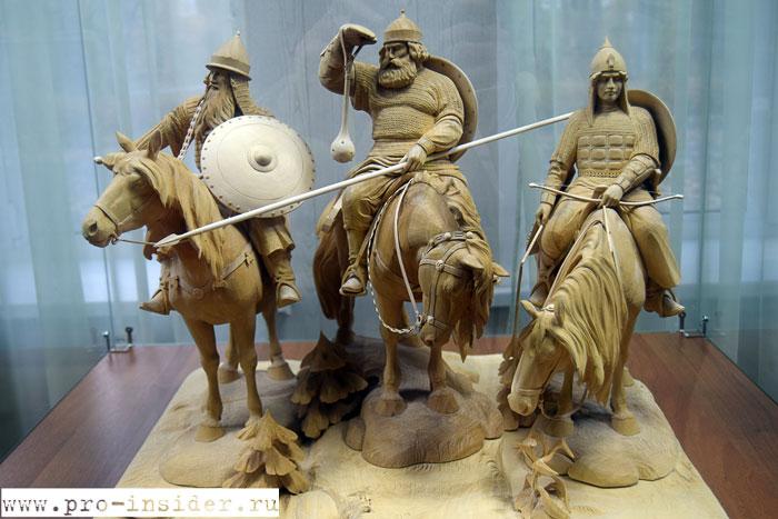 Музей-фабрика Богородской игрушки