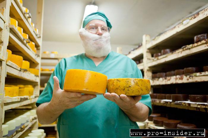 Джон Кописки и его сыр