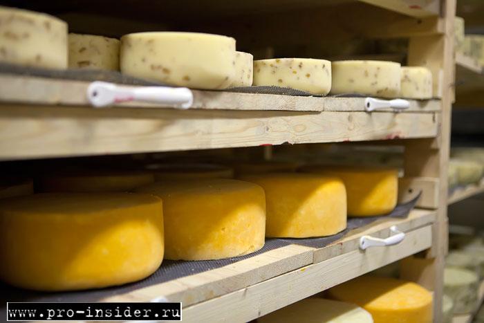 Хранилище сыра