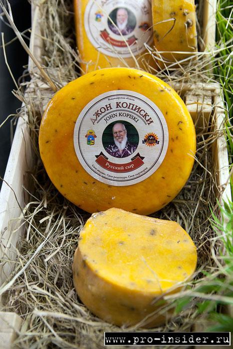 Сыр от Джона
