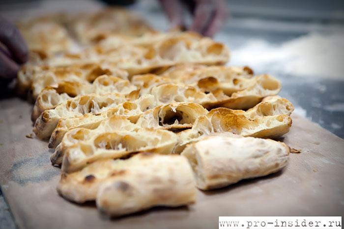 Римская пицца Scrocchiarella
