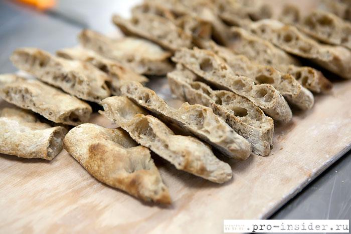Римская пицца Scrocchiarella по-деревенски Rustica
