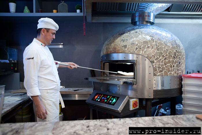 Пиццерия Scrocchiarella