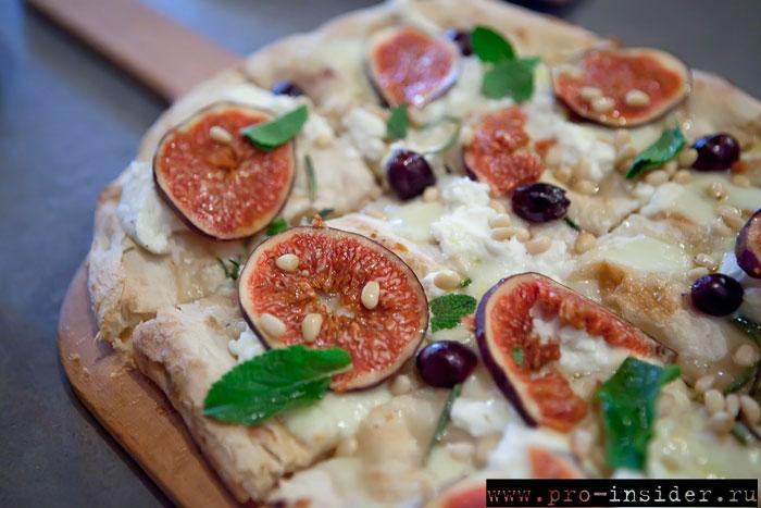 Пицца Scrocchiarella