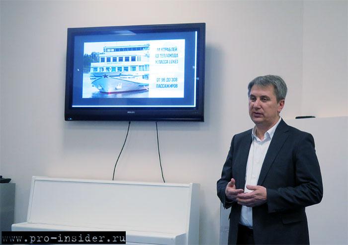 Генеральный директор МРП Константин Анисимов