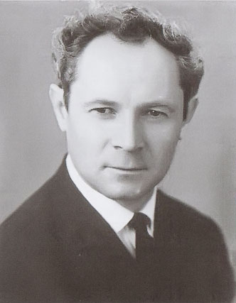 Павел Яковлевич Голодрига