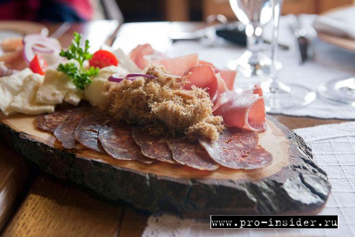 Чварцы и мясные деликатесы