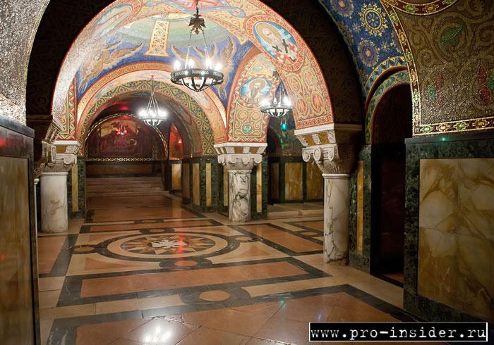 Церковь святого Георгия – место захоронения членов династии Карагеоргевичей