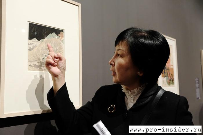 Шедевры живописи и гравюры эпохи Эдо