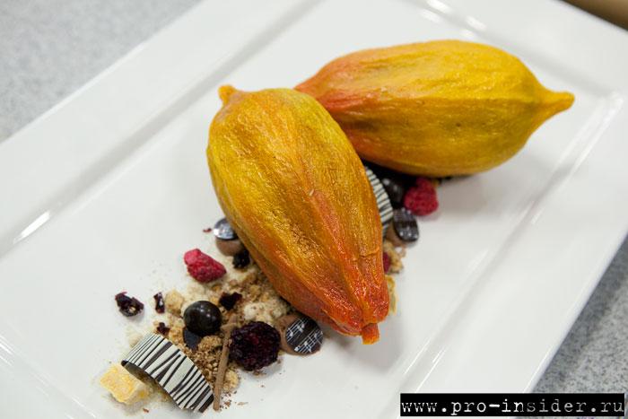 «Ложный» какао-плод «Араука»