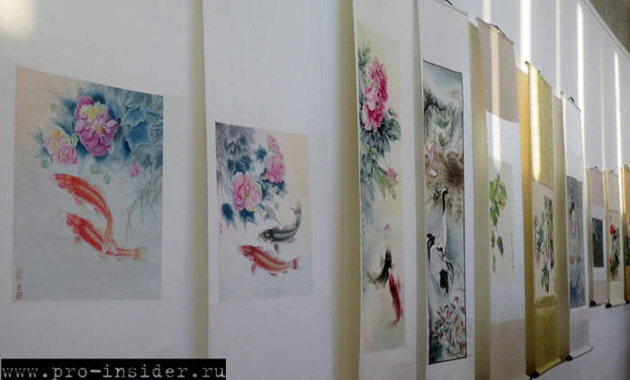 Китайская живопись Гунби