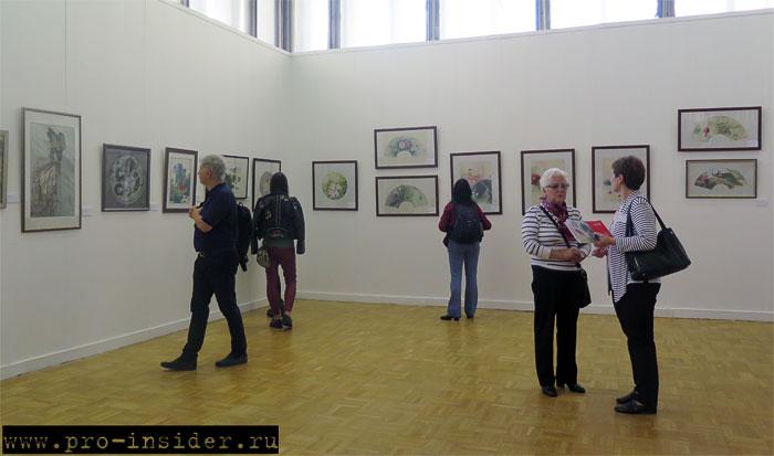Фестиваль китайской живописи Гунби в ЦДХ на Крымском валу