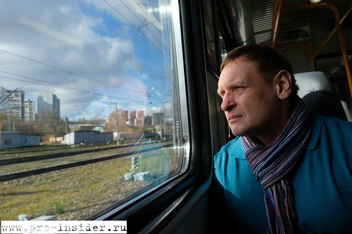 Москва – Истра: путешествие на пригородных поездах