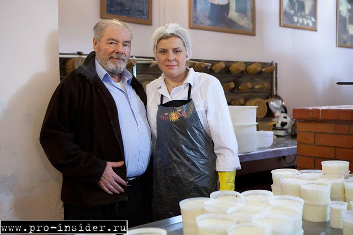 Пьетро и Жанна Мацца