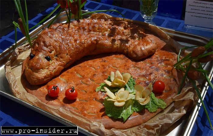 Фестивале «Селигерский рыбник»