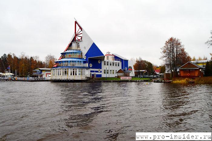 Открытие рыбного ресторана «POPLAVOK» в комплексе отдыха «Завидово»
