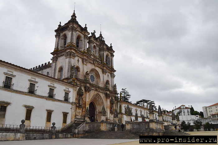 Алкобаса (Alcobaca).