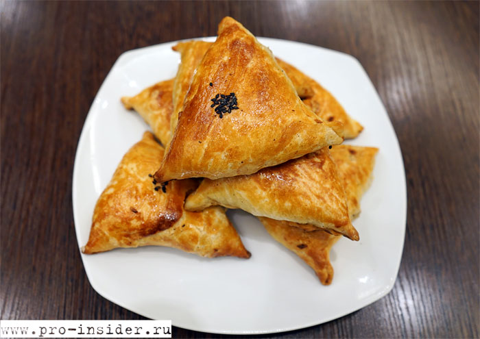 Кыргызская кухня в посольском кафе на Большой Ордынке
