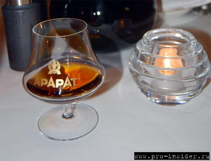 Приятный вечер в армянских традициях в кафе «Арарат»