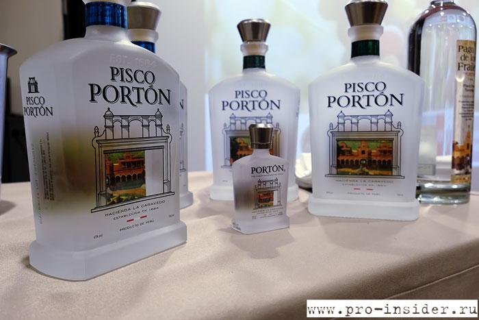 Первый Салон перуанских напитков, или писко как дух Перу.