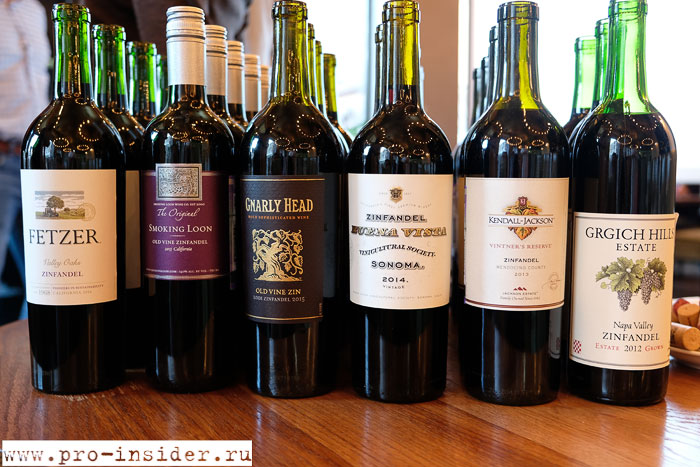 Discover California Wines: Zinfandel