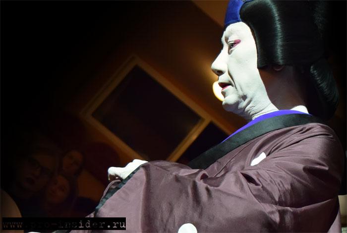 Гастроли театра Сётику Гранд Кабуки Тикамацу-дза в России