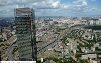 В Москве открылась самая высокая шоколадная фабрика в мире