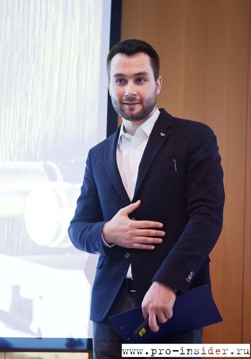 Алексей Соловьев, президент ассоциации кавистов