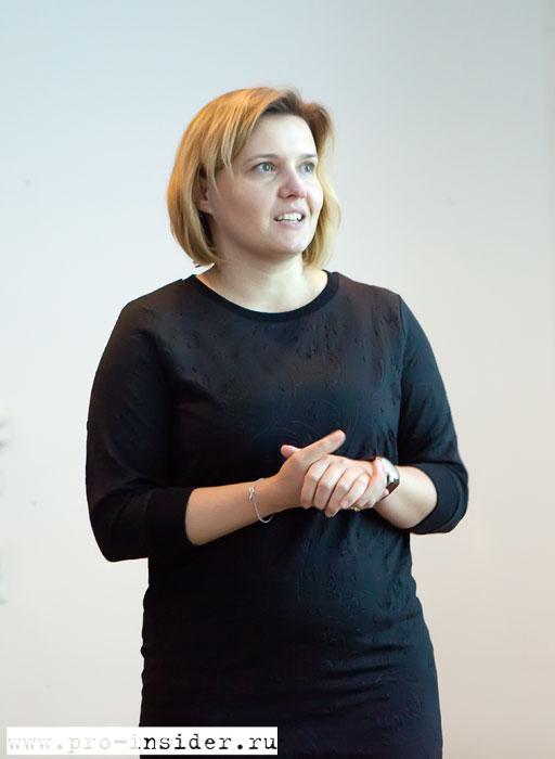 Ева Янковиак, Коммерческий Директор, член совета директоров компании «Метро Кэш энд Керри» Россия
