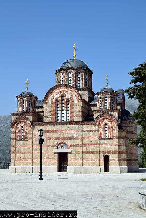 Окрестности Требине. Республика Сербская.