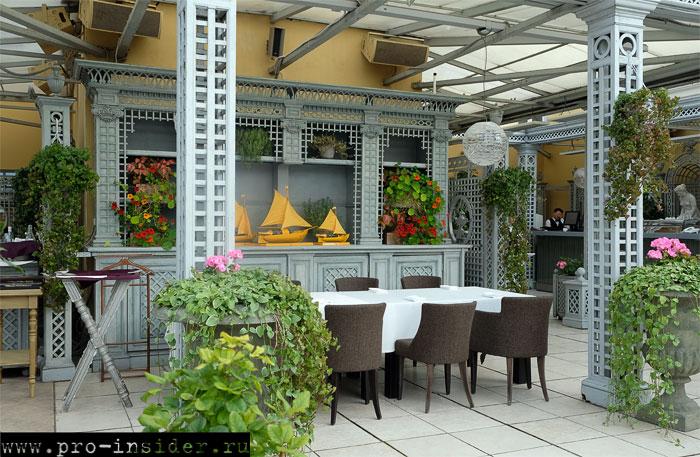 Set-o-Mania в ресторанах Maison Dellos