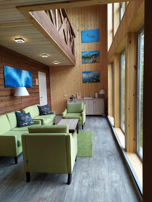 Отель Экохоум (Eco Home).В Мурманск за северным сиянием