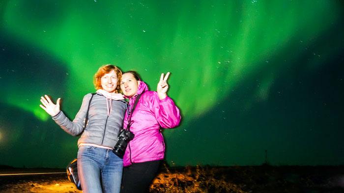 В Мурманск за северным сиянием