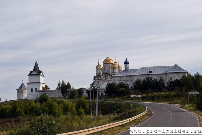 Лужецкий Ферапонтов монастырь