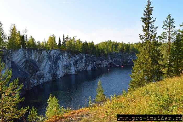 Рускеальский парк