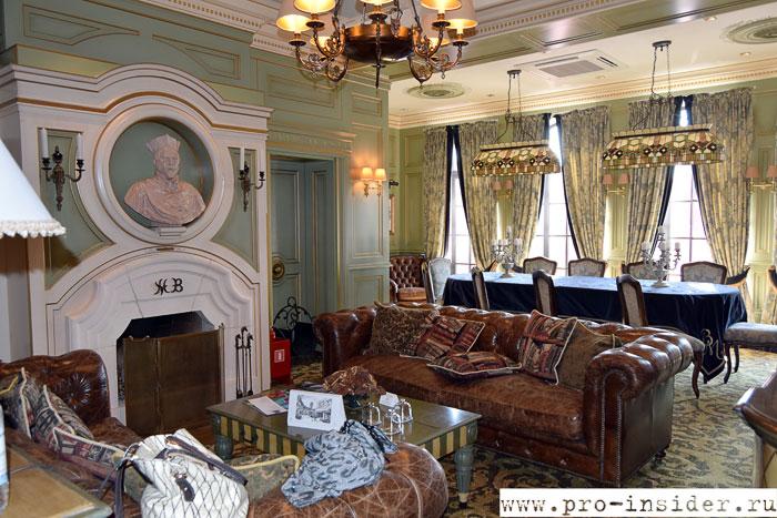 Отель «Old House». Ростовская область